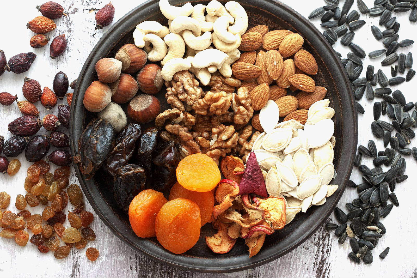is dried fruit a healthy snack what fruit has the most protein