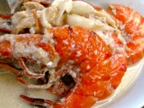 Hot-And-Spicy-Shrimp-Recipe-With-Coconut-MiLK