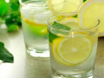 lemon-water-with-mint